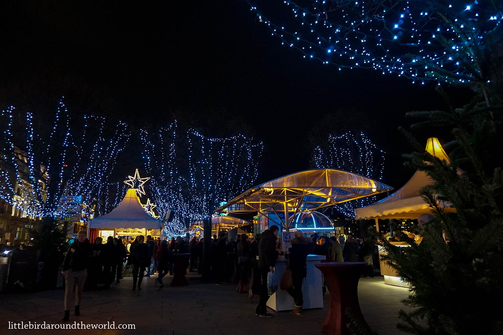 Europe Christmas Markets